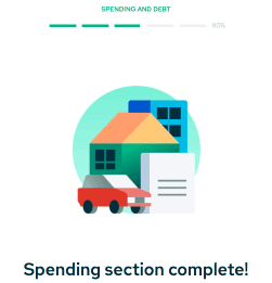Savology Review Spending Section