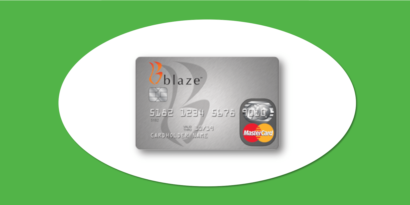 Blaze MasterCard Credit Card Review - Feature
