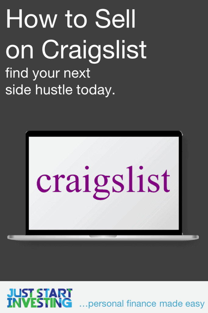 How to Sell on Craigslist - Pinterest