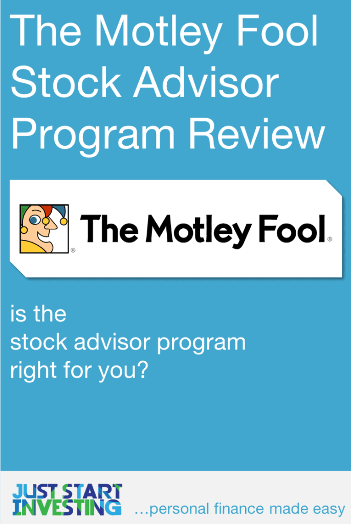 The Motley Fool Review - Pinterest