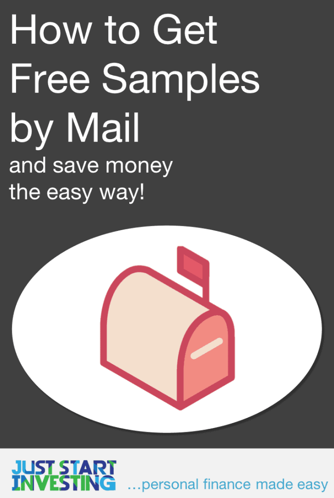 Free Samples by Mail - Pinterest