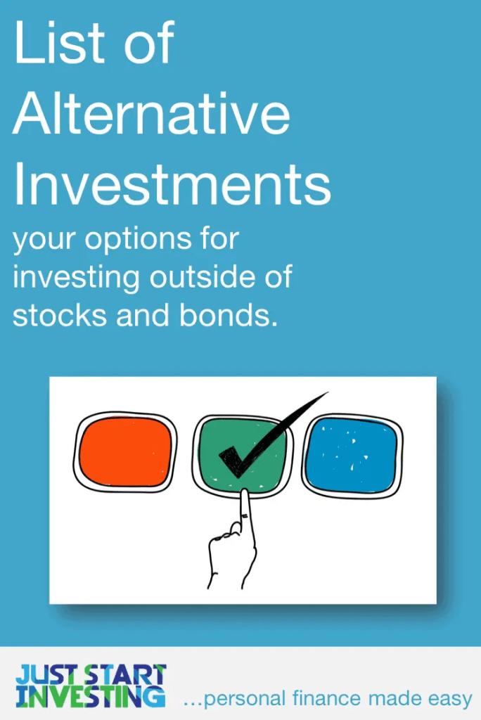 Alternative Investments - Pinterest