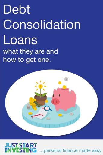Debt Consolidation Loans - Pinterest