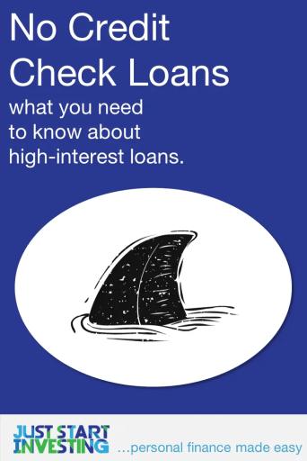 No Credit Check Loans - Pinterest