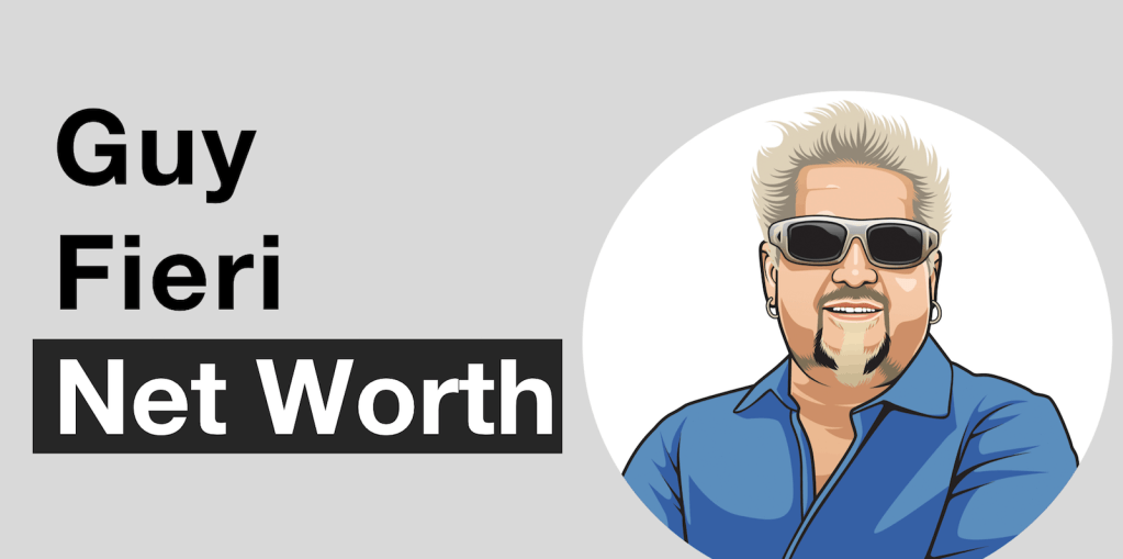 Guy Fieri Net Worth - Feature
