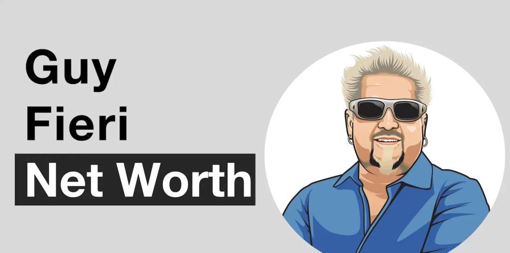Guy Fieri Net Worth - Feature
