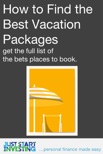 Vacation Packages - Pinterest