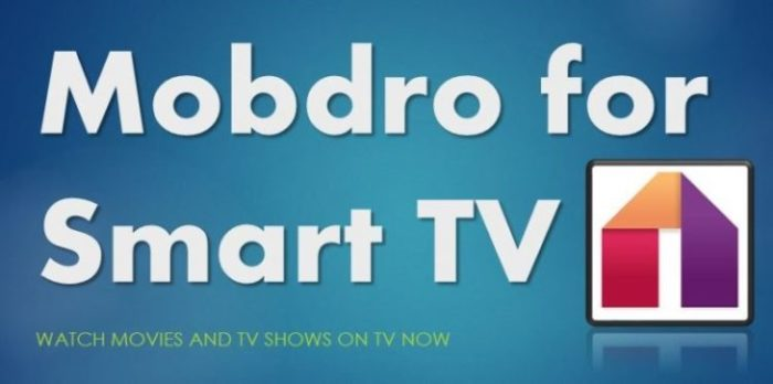 how to install mobdro on smart tv