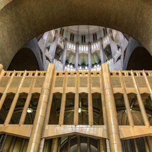 Art Deco Interior - Basilica - Brussels