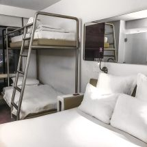 Yotel Nyc Trendy Times Square Hotel Inspired