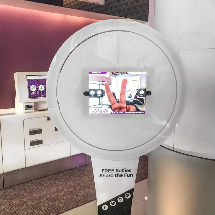 YOTEL NYC: A TRENDY TIMES SQUARE HOTEL INSPIRED BY AIRCRAFT DESIGN