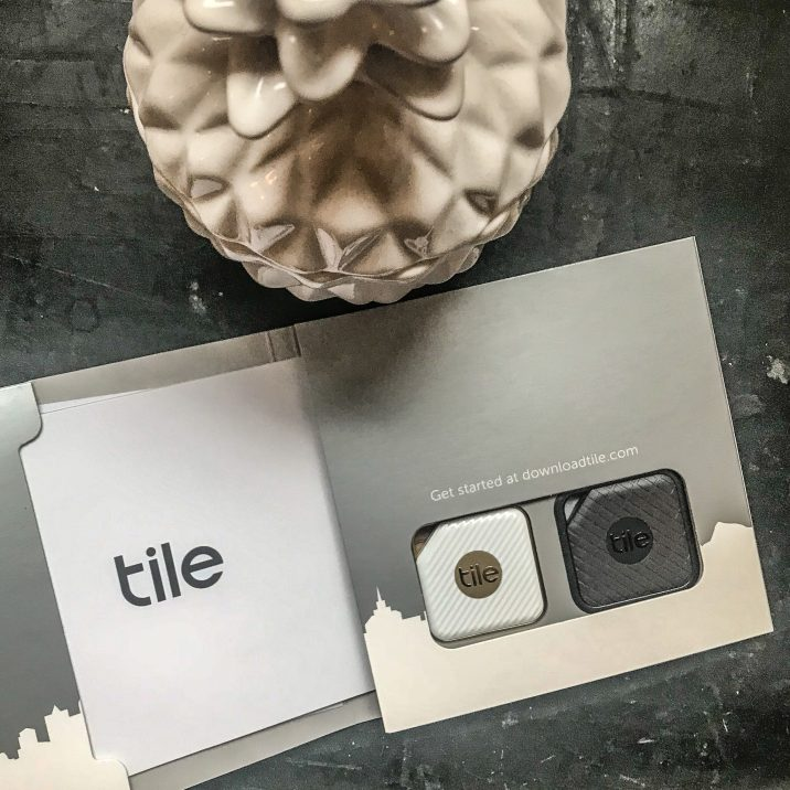 Travel Necessity: Tile Sport & Tile Slim by The Tile App