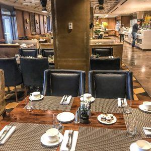 Fairmont Le Chateau Frontenac - Quebec City - Restaurant