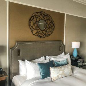 Fairmont Le Chateau Frontenac - Quebec City - Room Bed