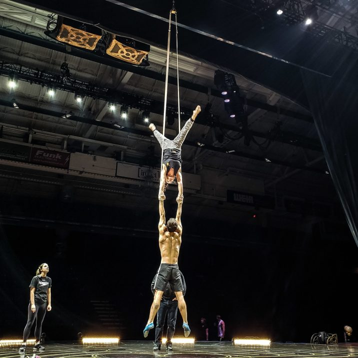 Corteo by Cirque du Soleil: A Magical Funeral that will leave you Laughing