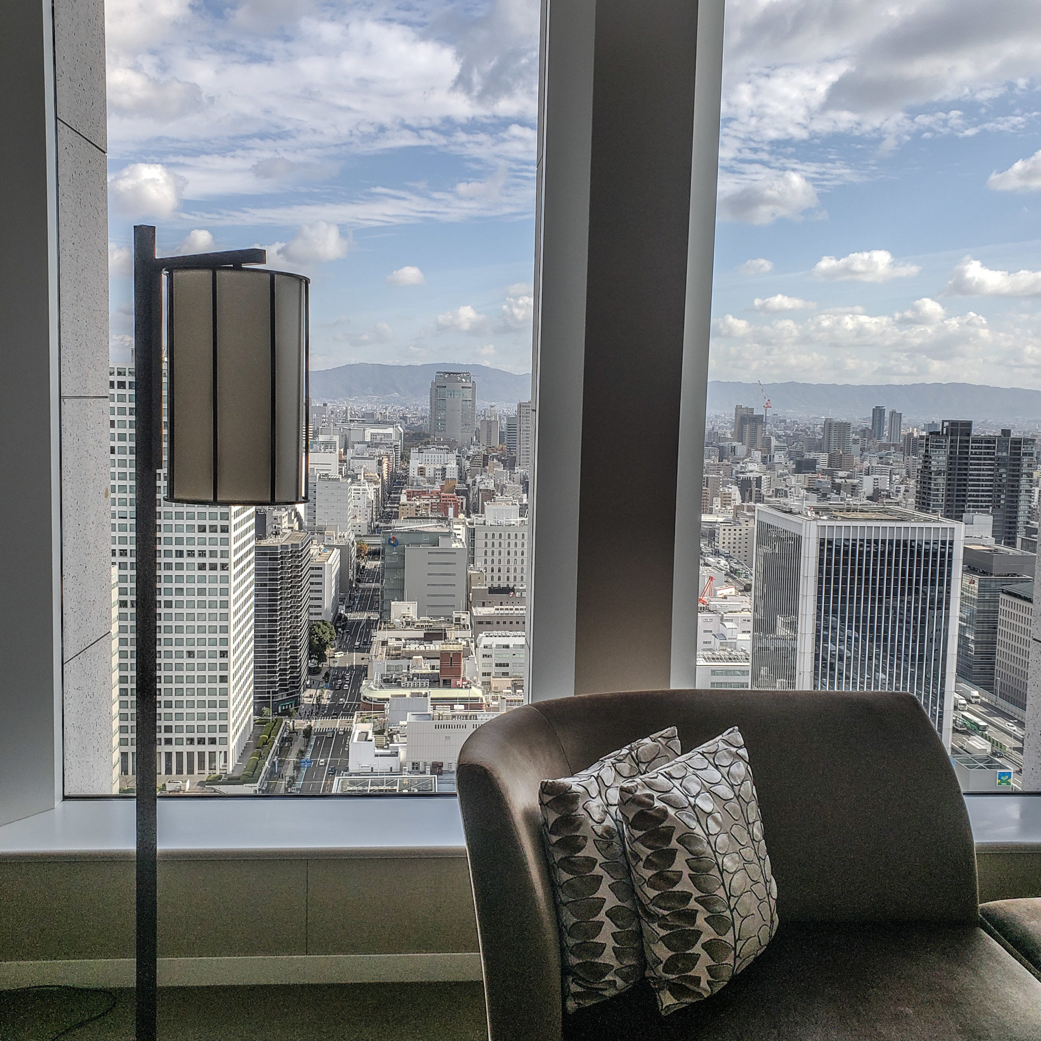 My first time experiencing Butler Service at the St. Regis Osaka