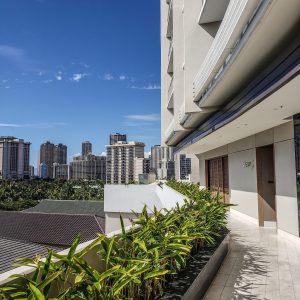 Ritz Carlton Residences Waikiki - Exterior View