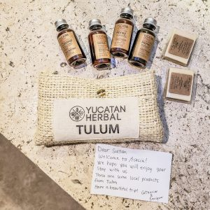 Acacia Jungle Bungalows Tulum - Welcome Gift - Locally Made