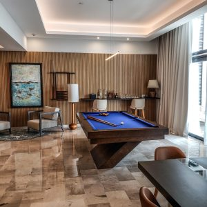 Haven Riviera - Cancun - Haven Resorts - Mexico - Quintana Roo - Presidential Suite - Pool Table