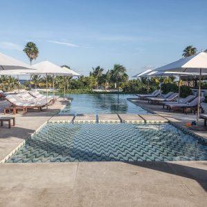 Chable Maroma Resort - Quintana Roo - Playa Del Carmen - Playa Maroma - Poolside