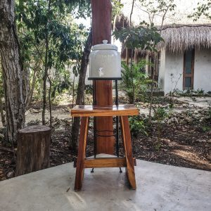 Acacia Jungle Bungalows Tulum - Drinking Water