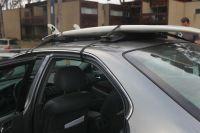 Block Surf Wrap-Rax Soft Surfboard Roof Racks Single ...