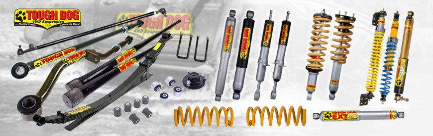 tough dog 4x4 shock absorbers