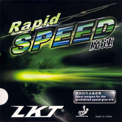 LKT Rapid Speed - Ideal weapon for the prohibited speed glue era