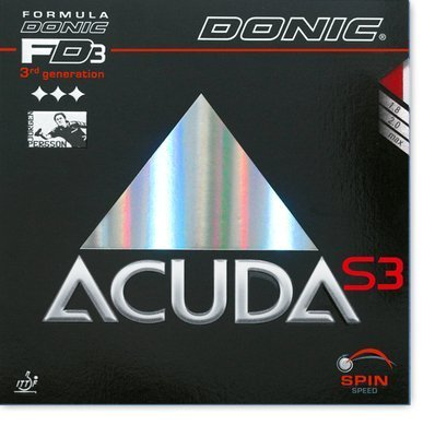 Donic Acuda S3 - 3rd Generation