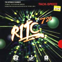 729 - RITC Tack-Speed Pips-In Rubber