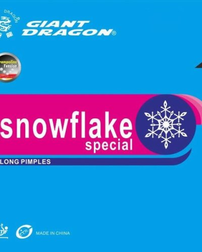 Giant Dragon Snowflake Special Long Pimples