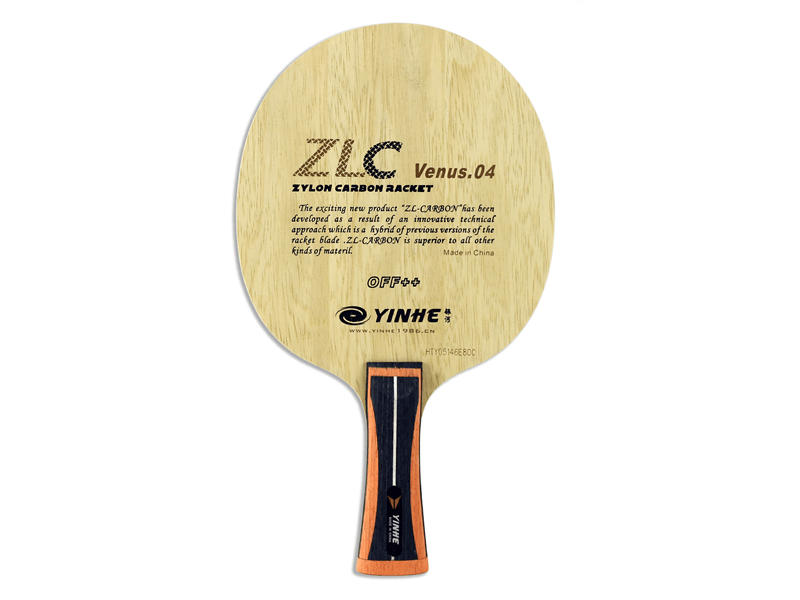 Yinhe Venus ZLC V-4, Supurb Blade with exceptional Finishing