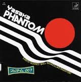 Yasaka Phantom 007 - Long Pips