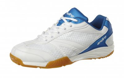 Andro Alpha Step Table Tennis Shoes - Blue
