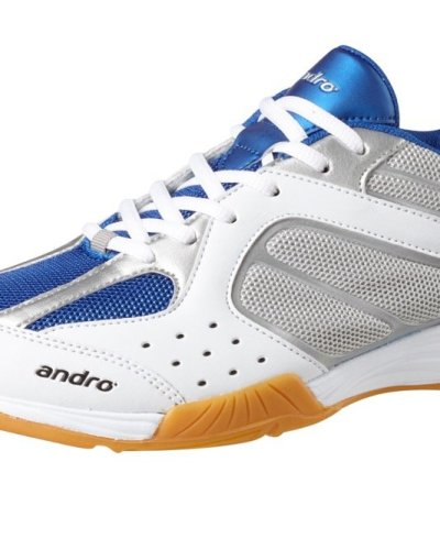 Andro Alpha Step II Table Tennis Shoes - Blue