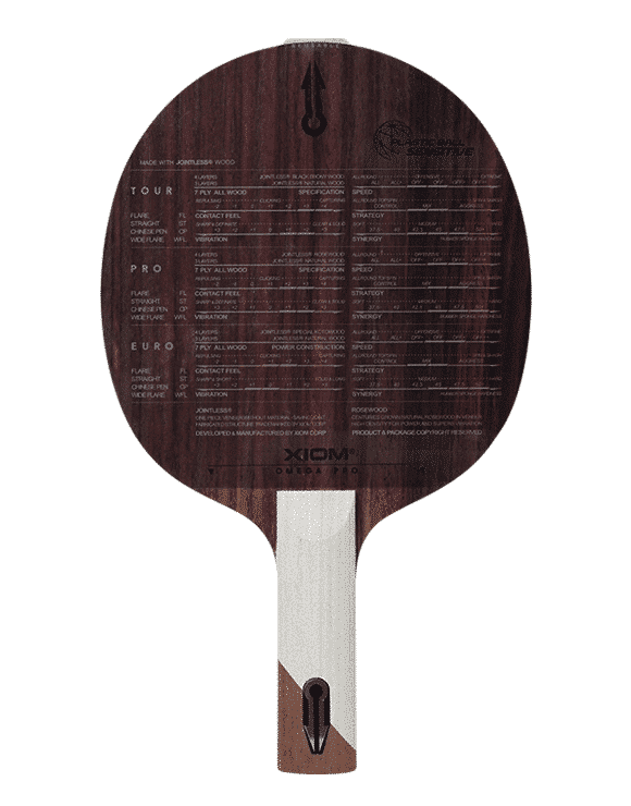 Xiom Omega Pro - Rosewood, Hand made for the Professional Player