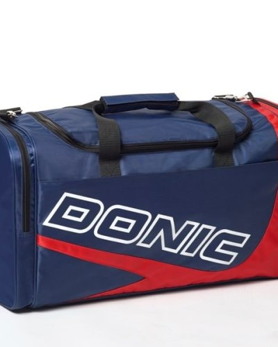 Donic Sports Bag Prime Medium, Navy/Red