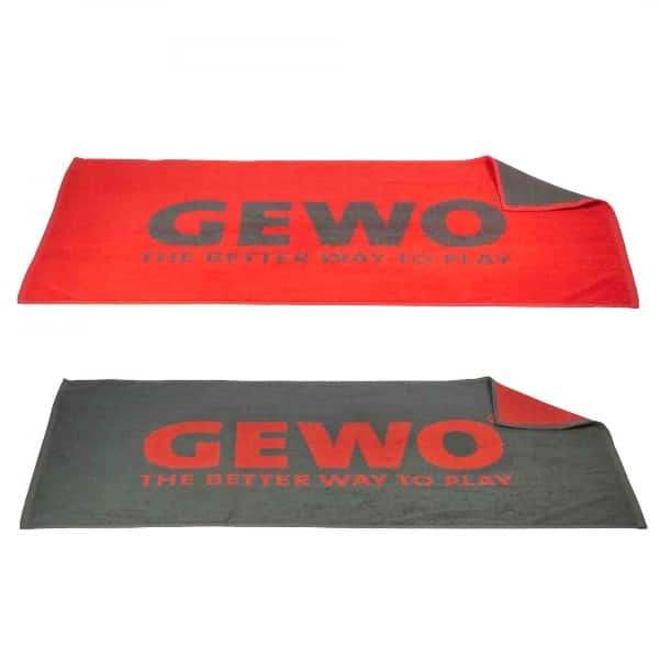 Gweo Towel Match Red/Anthracite
