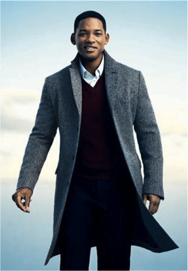Will Smith Does His Fashion Thing