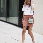The Suede Trend Is Upon Us This Is How You Wear It Outfits And Ideas Just The Design