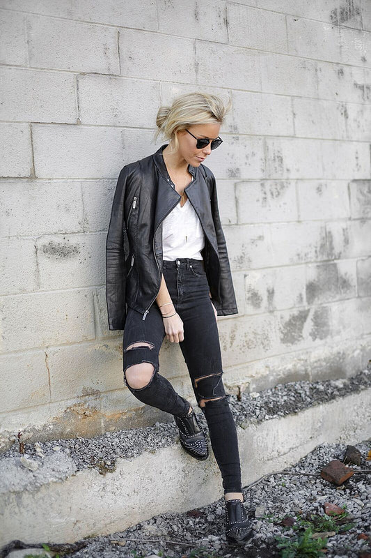 Rocker Outfits The Ultimate In Rocker Girl Style And How