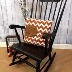 Distressed Adirondack Chairs Chair Cover Hire Hawkes Bay How To Paint Spindles With A Sprayer By Just The Woods