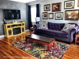 living room makeover room