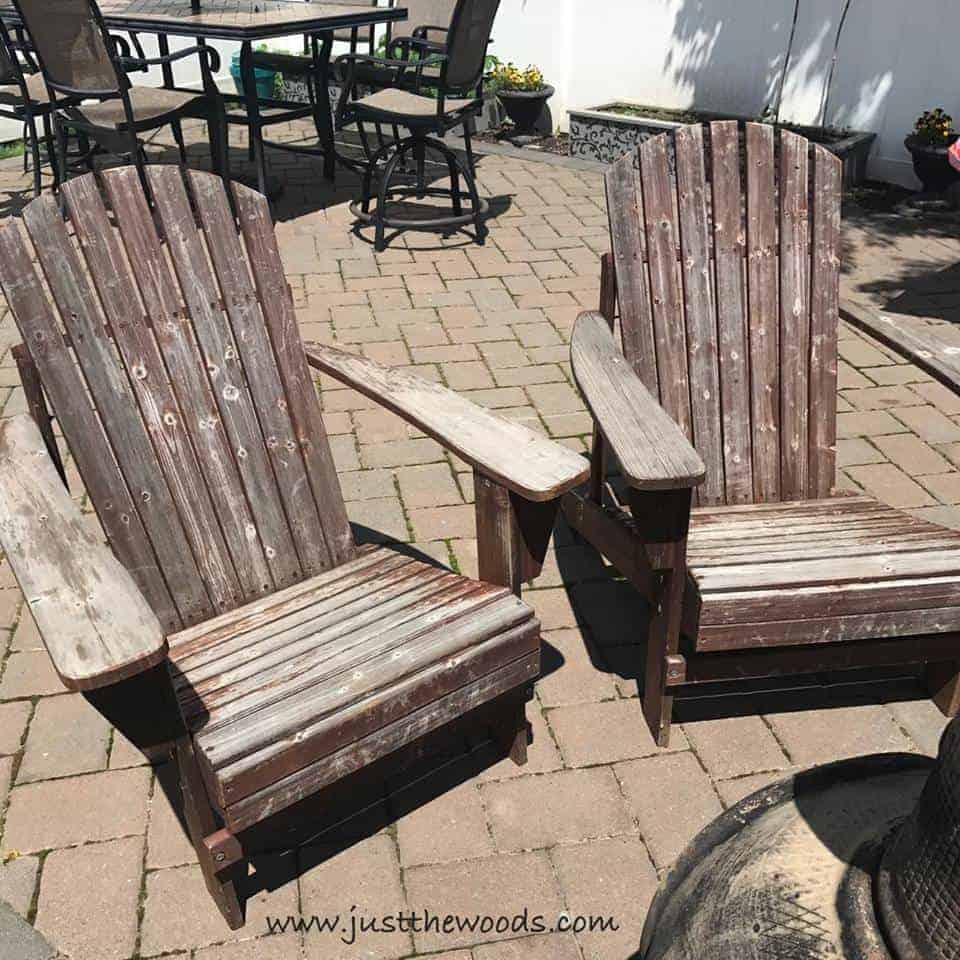 Best Way To Paint Adirondack Chairs