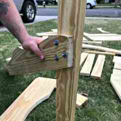 Diy Adirondack Chair Kit Ivory Covers Spandex How To Build Chairs From Scratch Your Own