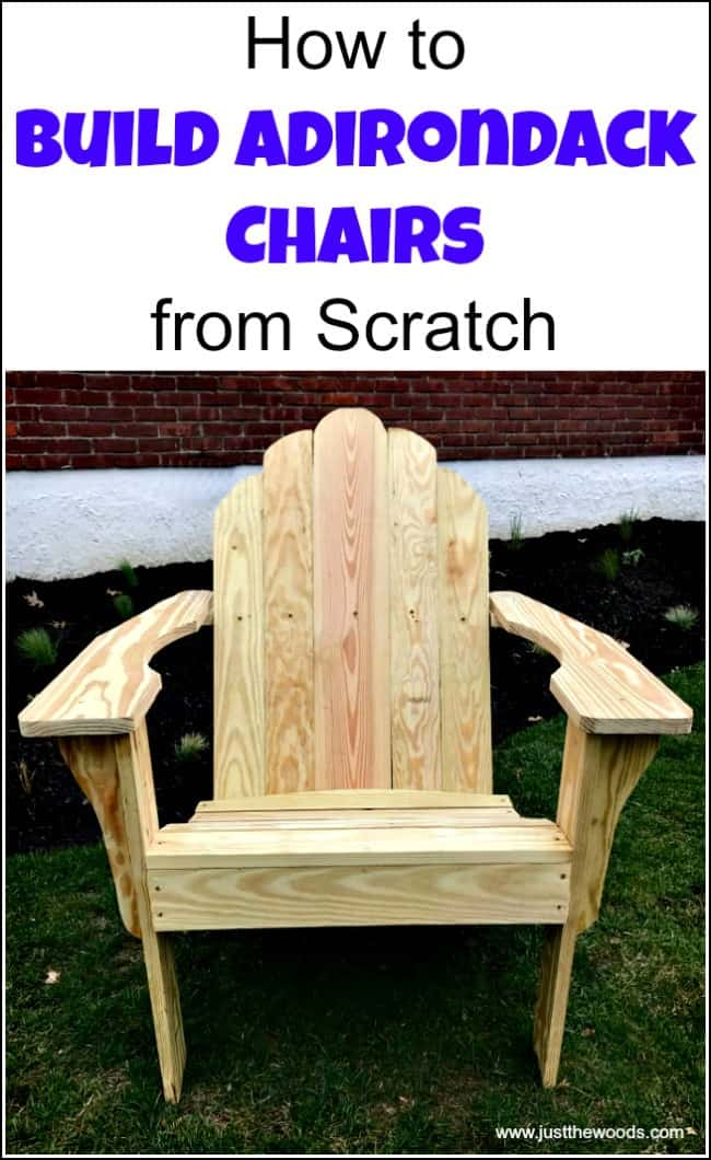 adirondack chair plan high alternatives how to build chairs from scratch see find free plans for making