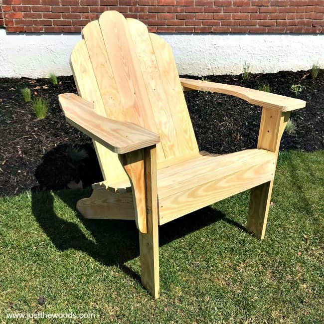 how to build an adirondack chair black wood spindle chairs from scratch building
