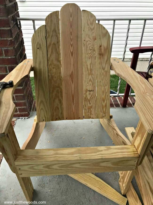 plans for adirondack chair wheelchair gst how to build chairs from scratch best diy making
