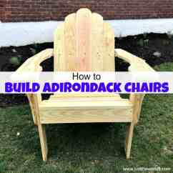 Adirondack Chair Plan Lounge Fabric Replacement How To Build Chairs From Scratch