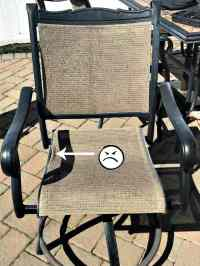 How To Repair A Sling Patio Chair - CheckNows.CO